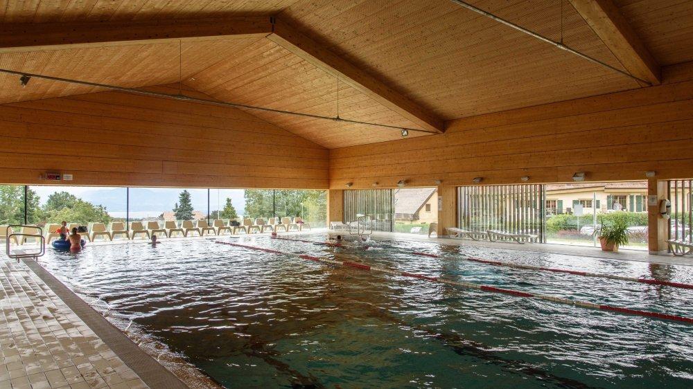 Après des années «folles», l'établissement a enregistré l'an dernier 30 000 baigneurs de moins que par le passé.