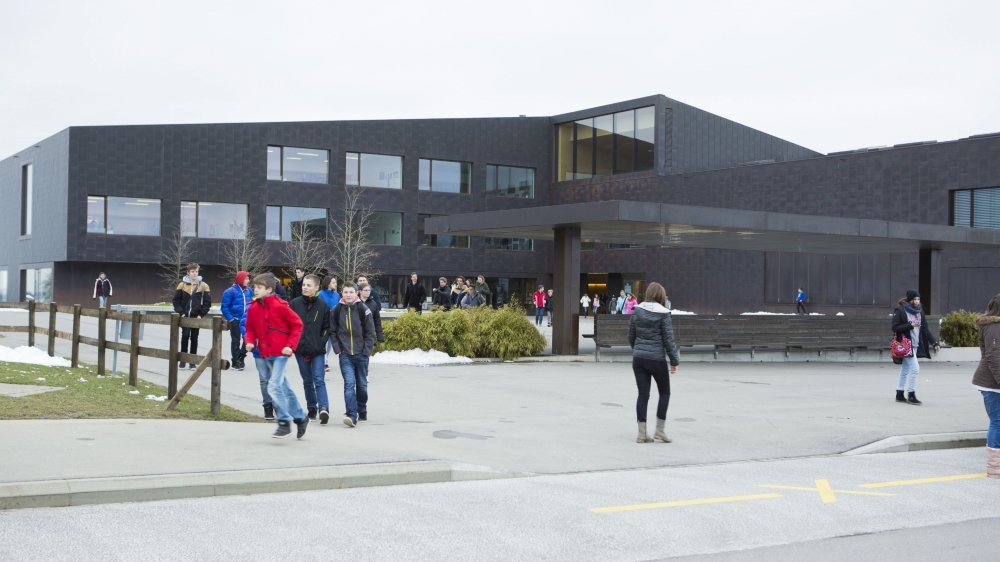 Le Collège Léman, à Apples, a été la cible de cambriolages.