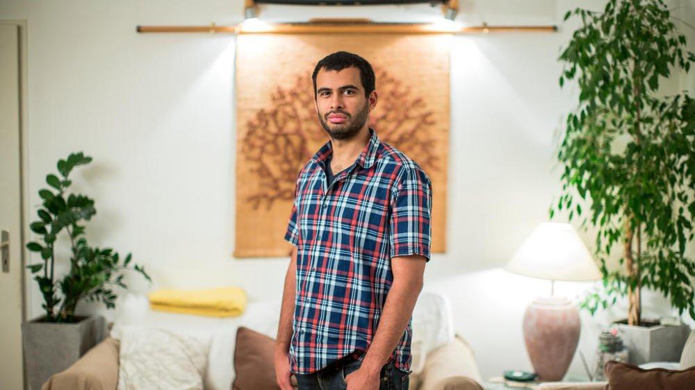 Tiago Arvela a passé son enfance à la Suettaz.