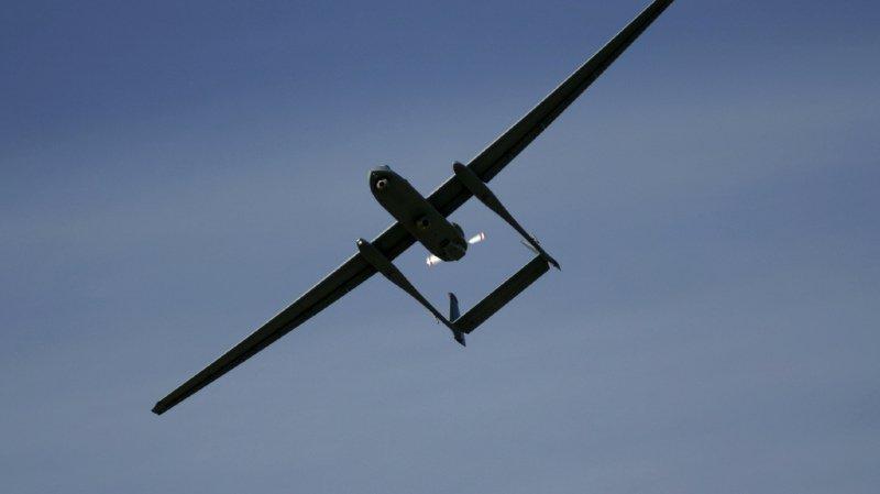 Armement: une délégation suisse assiste à des tests de drones israéliens... sur territoire occupé