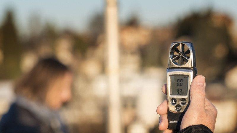 Météo: la qualité de l'air s'est détériorée ces derniers jours au Tessin et sur le Plateau en raison du beau temps
