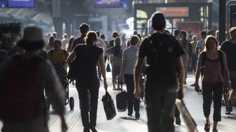 La grande majorité des Suisses manque de temps pour s'épanouir