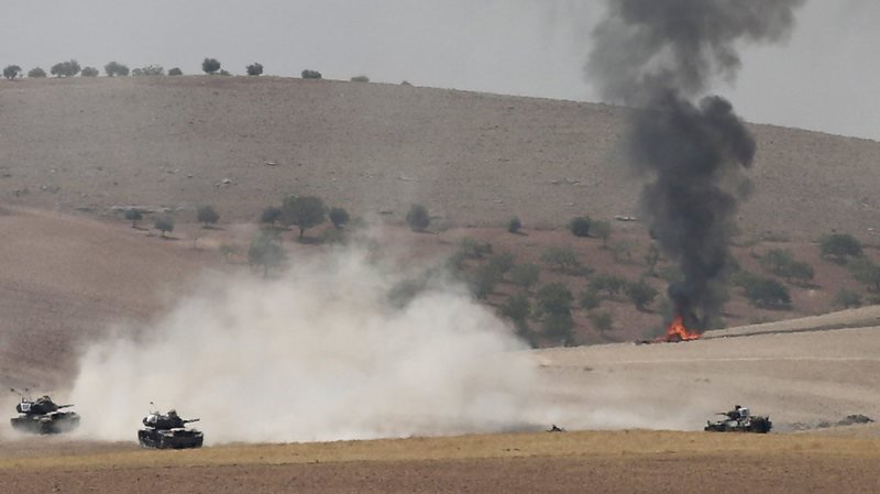 La Turquie a été frappée depuis deux ans par de nombreux attentats meurtriers attribués ou revendiqués par l'EI. (Illustration)