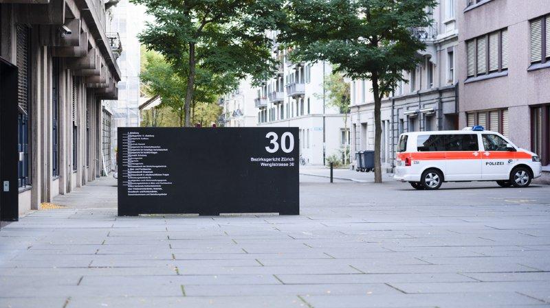 Zurich: Elle avait laissé mourir son bébé dans une poubelle: 18 mois avec sursis