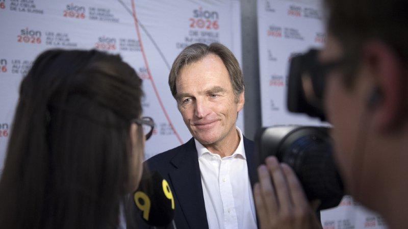 Sion 2026: pour le président Jean-Philippe Rochat, il y a encore beaucoup d'obstacles à surmonter