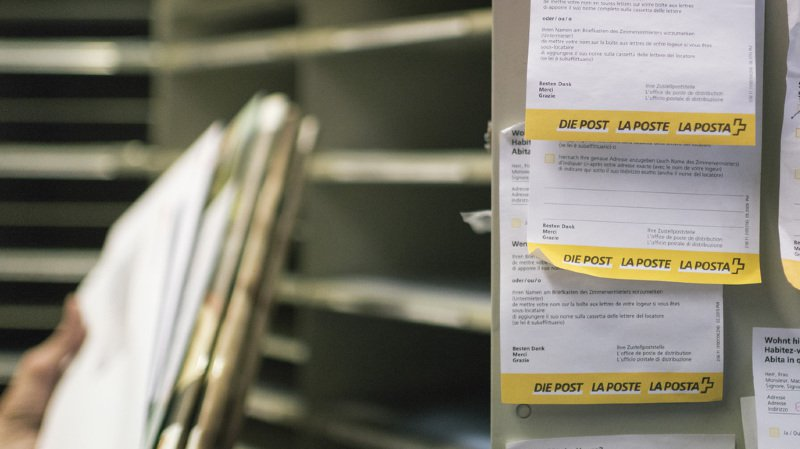 La poste: une initiative cantonale contre la fermeture