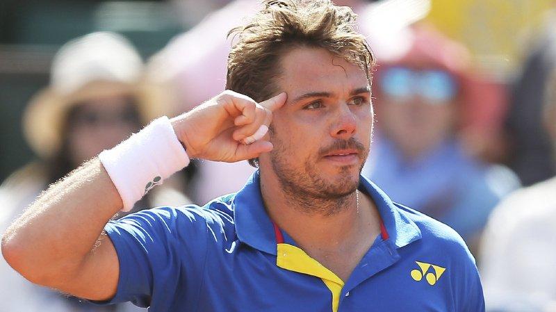 Tennis: Stan Wawrinka fera son retour sur les courts à Abu Dhabi en décembre