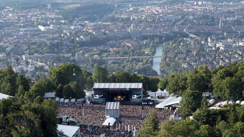 Le festival bernois attire chaque année plus de 80'000 visiteurs (archives).
