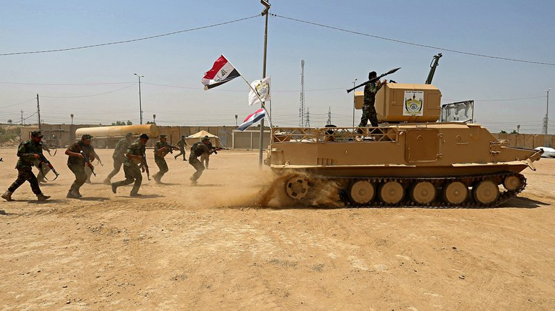 Irak: l'armée s'attaque au dernier bastion de l'Etat islamique et avance face aux Kurdes