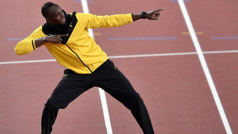 Usain Bolt veut voir s'il peut ''être l'un des meilleurs footballeurs''