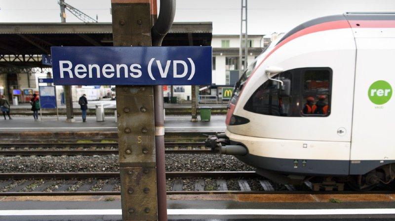 CFF: les trains seront remplacés par des bus le week-end du 28-29 octobre entre Lausanne et Genève