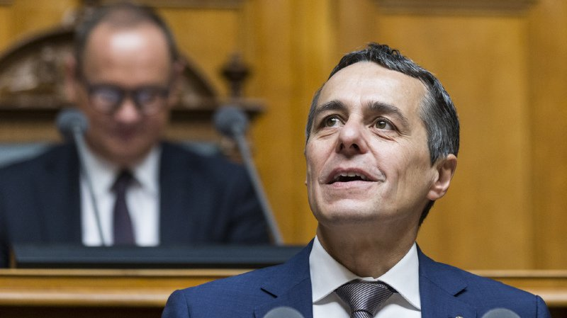 Conseil fédéral: Ignazio Cassis a quitté le lobby des armes à feu un mois après son adhésion