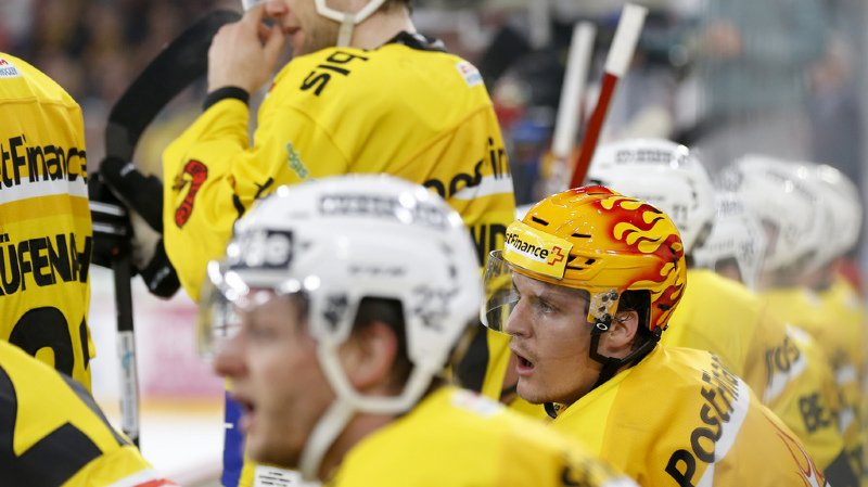 Hockey: en Ligue des champions Berne s'incline face aux Tchèques de Hradec Kralove