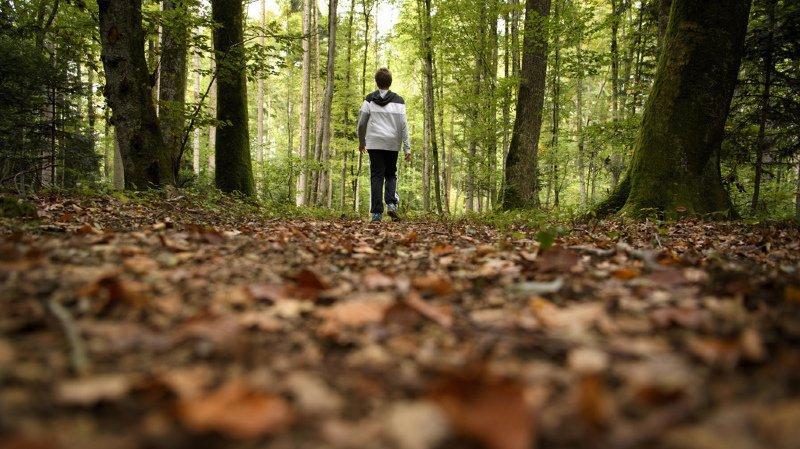 Pour 52% des sondés, passer du temps dans des espaces verts est particulièrement reposant.