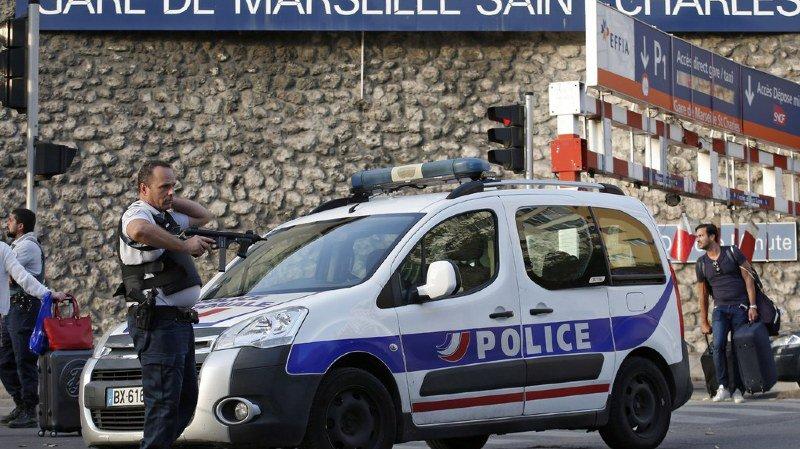 Attaque au couteau à Marseille: l'auteur était un ressortissant tunisien de 29 ans