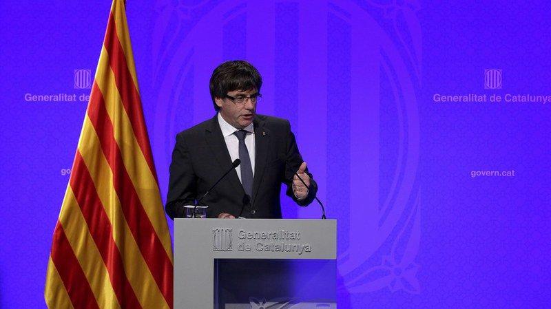 Catalogne: la proclamation de l'indépendance, une question de jours