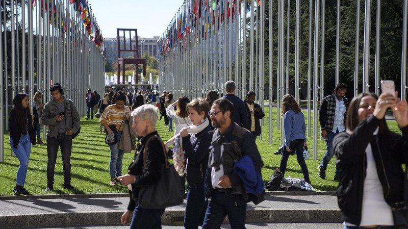 Cette journée d'ouverture de l'ONU est probablement la dernière avant 2023 pour cause d'importants travaux de rénovation.