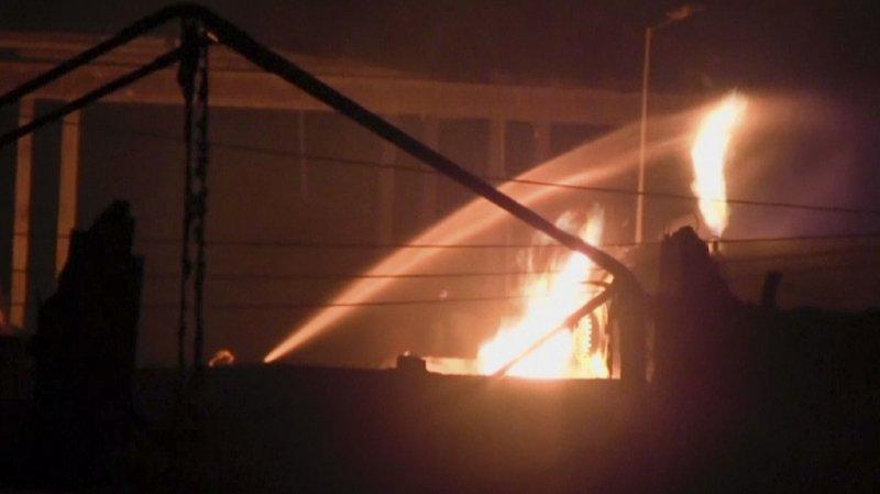 Ghana: des explosions dans des stations-service font 7 morts