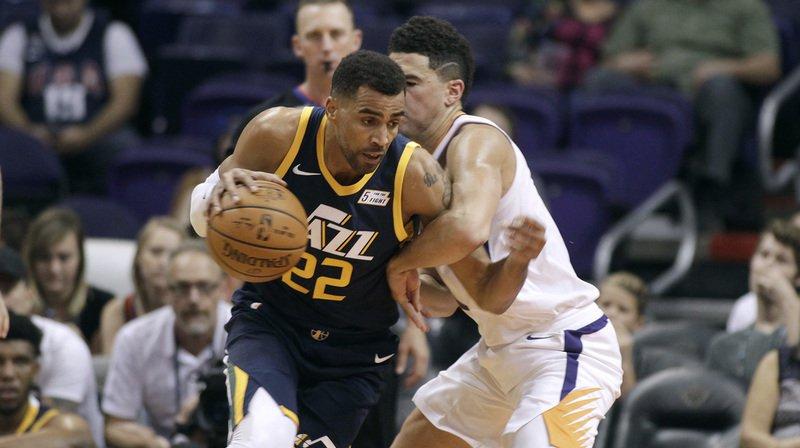 Basket-NBA: Capela et Sefolosha gagnent avec Houston et Utah