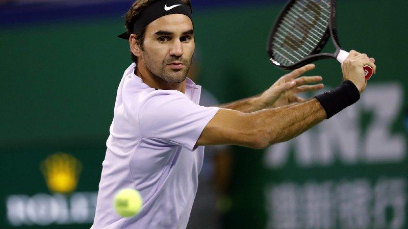 Swiss Indoors de Bâle: Roger Federer affrontera l'espoir Frances Tiafoe au premier tour