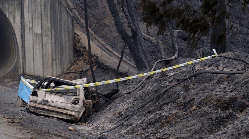 Incendies au Portugal et en Espagne: le bilan monte à 45 morts
