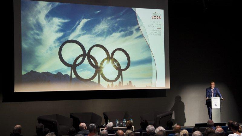 Sion 2026: les Verts et l'UDC suisses ne comprennent pas le soutien de Berne aux Jeux olympiques