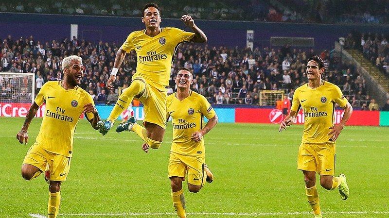 Le Paris Saint-Germain de Neymar est impressionnant.