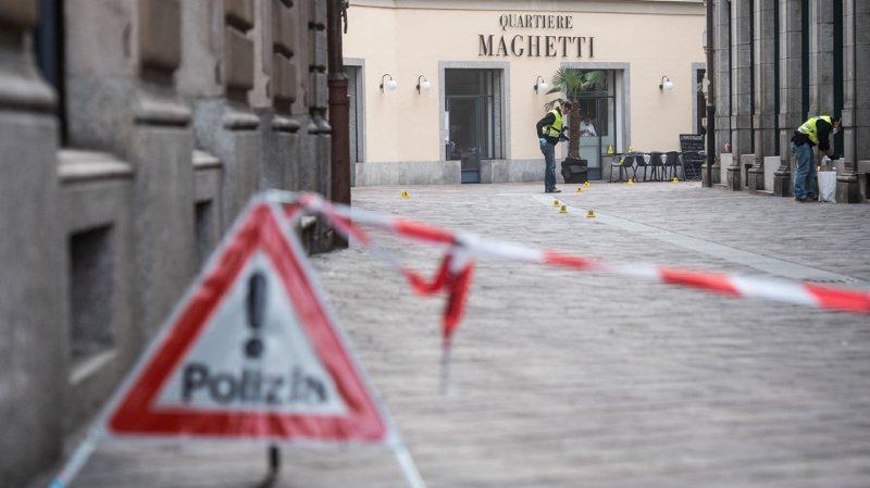 Lugano: un homme blesse plusieurs personnes au couteau lors d'une bagarre
