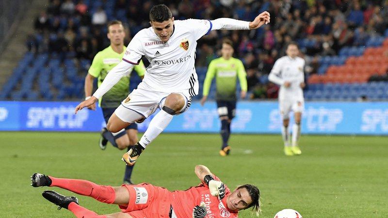 Super League: Bâle en grande forme, Zurich subit une lourde défaite
