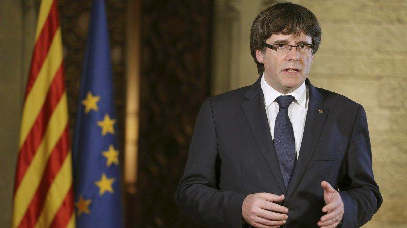Espagne: le président catalan Carles Puigdemont a refusé de se rendre au Sénat