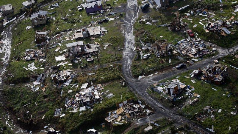 USA: 36,5 milliards d'aides débloqués pour les dommages causés par les ouragans ou les incendies