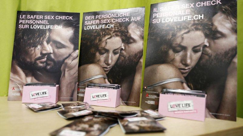 Santé: nouvelle campagne de sensibilisation aux infections sexuellement transmissibles