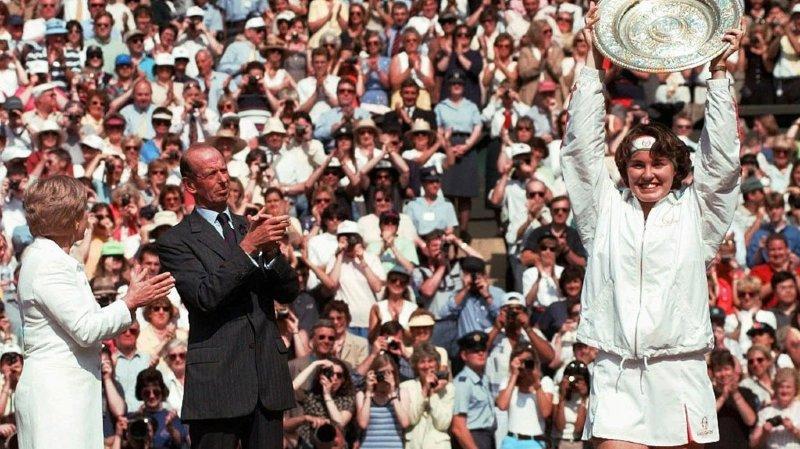 La carrière de Martina Hingis a été marquée par de nombreux rebondissements.