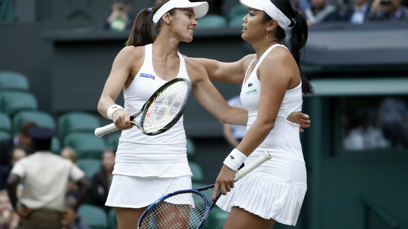 Masters WTA: pas encore à la retraite, Martina Hingis se qualifie pour les demi-finales