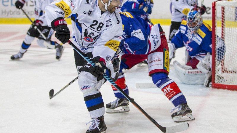 Fribourg a concédé sa neuvième défaite en onze matches (3-2 tab à Kloten), mais l'état d'esprit était le bon.