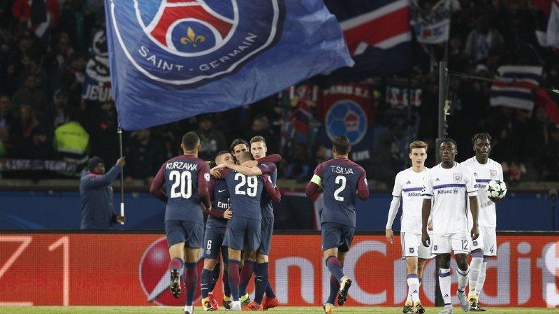 Le PSG montre match après match qu'il est un sérieux candidat au titre cette saison.