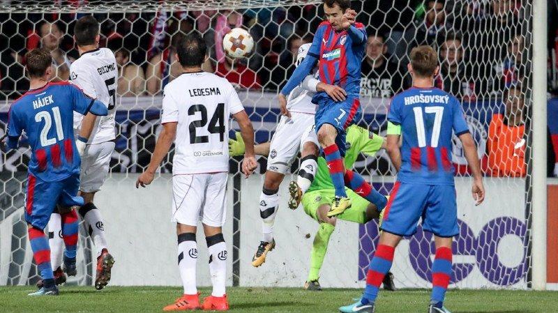 Football: en Europa League, Lugano subit une défaite 4-1 face aux Tchèques de Viktoria Plzen