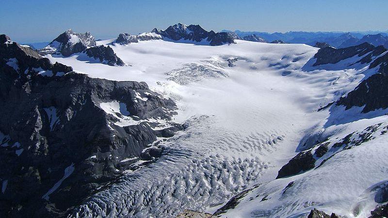 Climat: 90% des glaciers de Suisse centrale auront entièrement fondu d'ici 2090