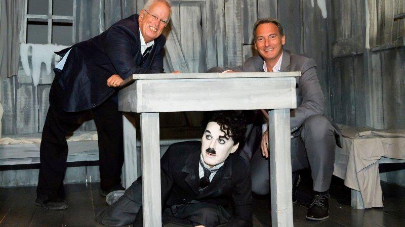 Chaplin fascine encore, 40 ans après sa mort