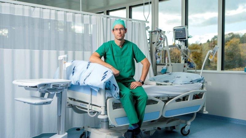 Ex-footballeur professionnel, il devient chirurgien de renom