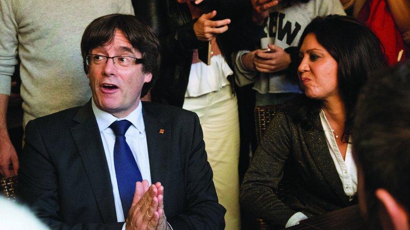 Madrid investit la Catalogne
