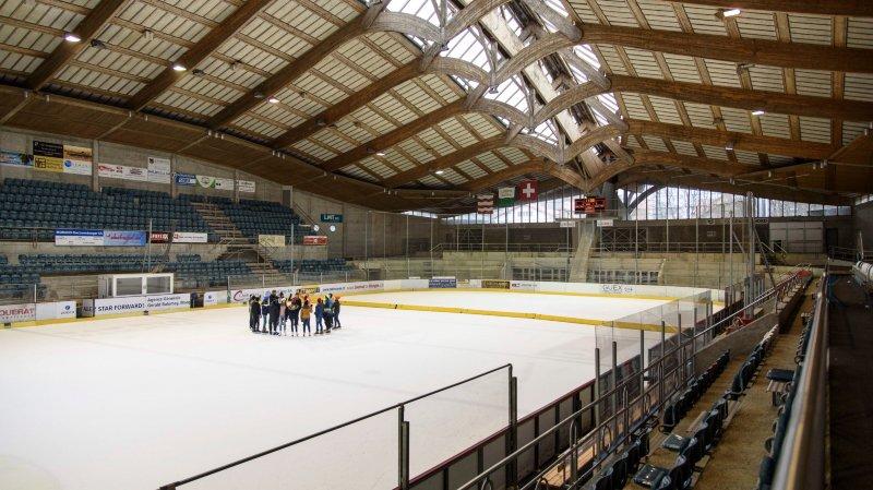 Des millions pour accueillir les JOJ 2020 à la patinoire de Morges