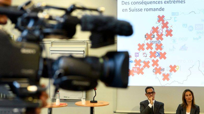 No Billag: le risque d'un désert audiovisuel en Suisse romande