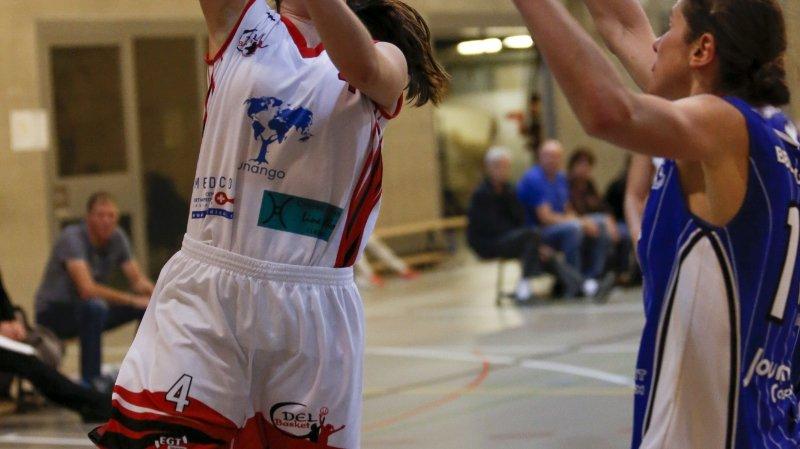 A Carouge, au courage, DEL Basket s'impose à l'arraché