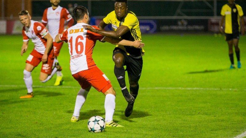 Eliminé par Thoune, le Stade Nyonnais ne prendra pas le quart