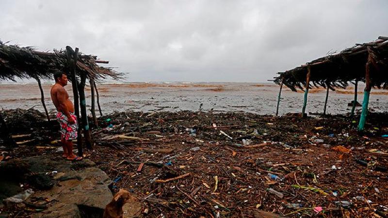 Tempête: Nate a fait au moins 20 morts en Amérique centrale