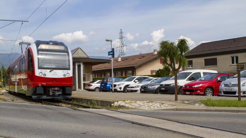 Perturbations sur la ligne du Nyon-St-Cergue