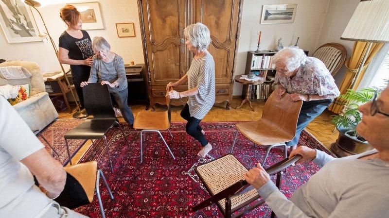 Vaud: Pro Senectute reprend ses activités