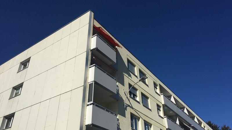 L'homicide s'est produit dimanche soir, à la rue des Vieux-Patriotes à La Chaux-de-Fonds.