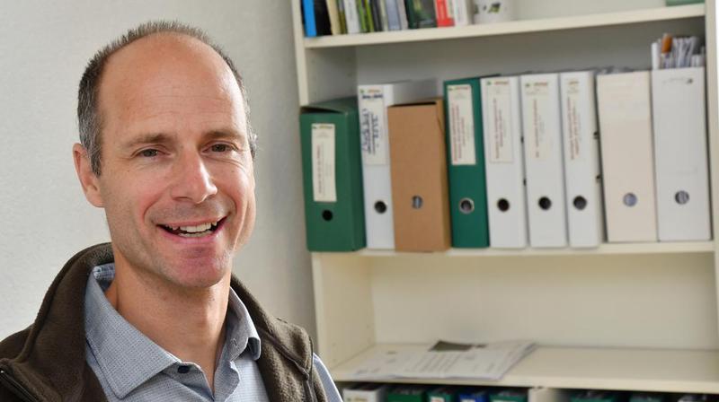 Olivier Schär quittera ses fonctions de directeur le 1er novembre.